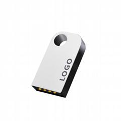 Car udisk 16g Computer car dual-use mini compact U disk lettering custom LOGO