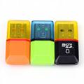 读卡器多功能 microSD读卡器 手机USB内存卡 保证2.0高速读卡器 3