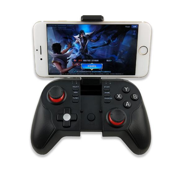 新款GENGAME創游S7無線藍牙遊戲手柄S7手機手游遊戲手柄
