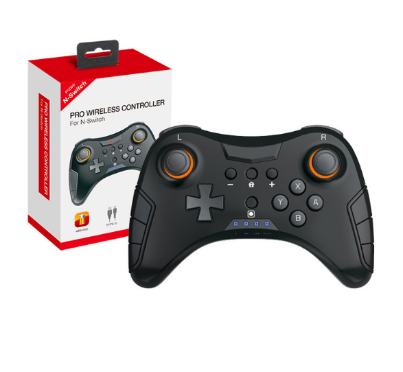 New GENGAME create travel S7 wireless Bluetooth game controller 10