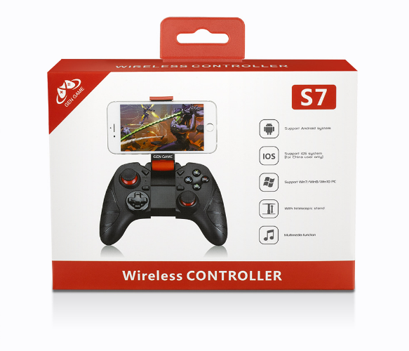 New GENGAME create travel S7 wireless Bluetooth game controller 11