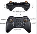 新款GENGAME創游S7無線藍牙遊戲手柄S7手機手游遊戲手柄 15