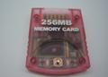 WII記憶卡 WII遊戲卡WII8M16M32M64M128MB記憶卡 WII儲存卡 4