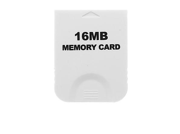 WII記憶卡 WII遊戲卡WII8M16M32M64M128MB記憶卡 WII儲存卡 8