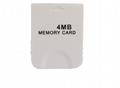 WII記憶卡 WII遊戲卡WII8M16M32M64M128MB記憶卡 WII儲存卡 10