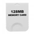 WII記憶卡 WII遊戲卡WII8M16M32M64M128MB記憶卡 WII儲存卡 11