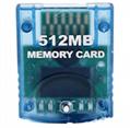 WII記憶卡 WII遊戲卡WII8M16M32M64M128MB記憶卡 WII儲存卡 13