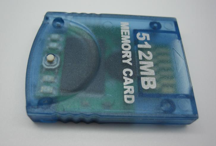 WII記憶卡 WII遊戲卡WII8M16M32M64M128MB記憶卡 WII儲存卡 17