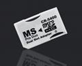 PSP记忆棒双卡卡套 双TFMicroSDHC卡转MS 双马甲 读卡器适配器 5