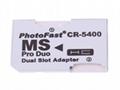 PSP Memory Stick Dual Card TFMicroSDHC