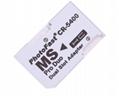 PSP記憶棒雙卡卡套 雙TFMicroSDHC卡轉MS 雙馬甲 讀卡器適配器 2