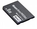 PSP2000 3000 game memory card MS memory stick 8GB 16G 32G Memory Stick Mark2