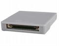 【厂家直销】WIINGC SD卡转接器wiisd读卡器 SD适配器卡槽 5