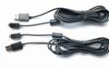 適用於任天堂WII色差分量線 wiiU高清線 WIIU色差音頻線 鍍金1.8M 2