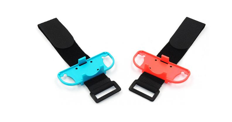 新款 iplay Switch腕帶Switch跳舞手環NS Joy-Con手腕帶兩個裝 10