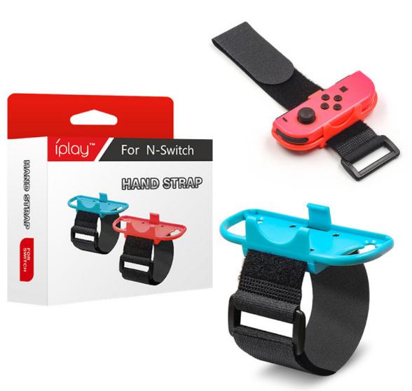 新款 iplay Switch腕帶Switch跳舞手環NS Joy-Con手腕帶兩個裝 1