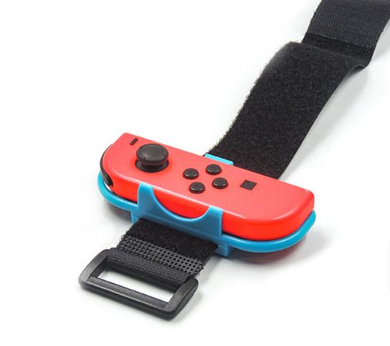 新款 iplay Switch腕帶Switch跳舞手環NS Joy-Con手腕帶兩個裝 9