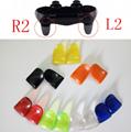 新款 PS4手柄L2 R2加長按鍵 PS4手柄按鍵 PS4延長按鍵 腳墊 2