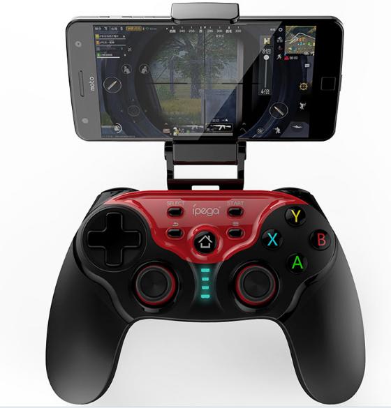 IPEGA PG-9088 未來戰士無線藍牙遊戲手柄手機手游吃雞輔助神器 15