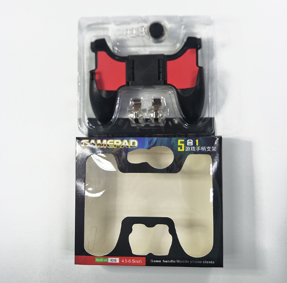 IPEGA PG-9117 stimulates the battlefield to eat chicken grip game handles 5
