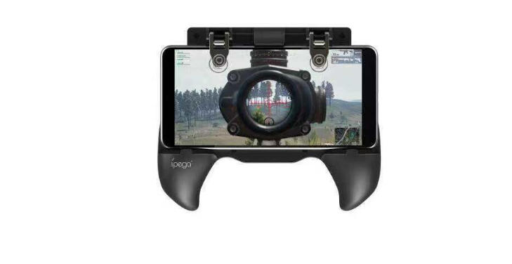 IPEGA PG-9117 stimulates the battlefield to eat chicken grip game handles 2