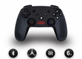 Switch wireless controller NFC Bluetooth connection with screen support PC