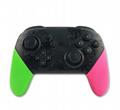 Switch无线手柄 NFC蓝牙连接带截屏振动六轴含陀螺仪加速器支持PC 3