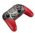 Switch无线手柄 NFC蓝牙连接带截屏振动六轴含陀螺仪加速器支持PC 13