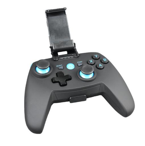 X10新款吃雞神器手柄 現貨手機藍牙震動CF 電腦遊戲手柄工廠直銷 2