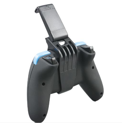 X10新款吃雞神器手柄 現貨手機藍牙震動CF 電腦遊戲手柄工廠直銷 10
