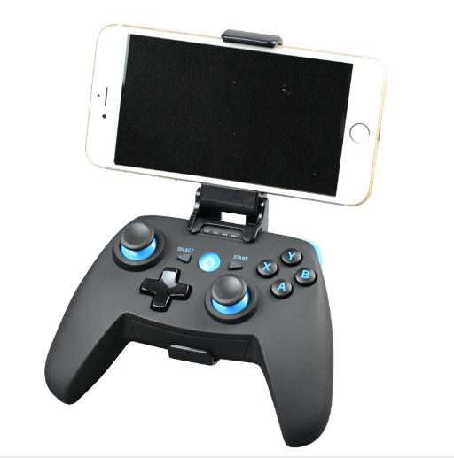 X10新款吃雞神器手柄 現貨手機藍牙震動CF 電腦遊戲手柄工廠直銷 1