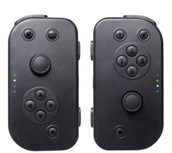 任天堂控制器switch joy-con遊戲小手柄 NS左右無線握把 中性 3
