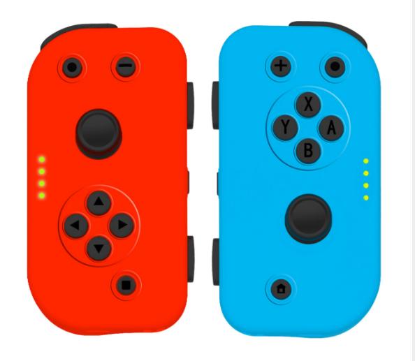 任天堂控制器switch joy-con遊戲小手柄 NS左右無線握把 中性 1