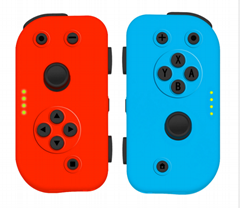 任天堂控制器switch joy-con遊戲小手柄 NS左右無線握把 中性