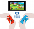 任天堂控制器switch joy-con遊戲小手柄 NS左右無線握把 中性 9