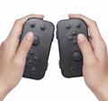 任天堂控制器switch joy-con遊戲小手柄 NS左右無線握把 中性 5