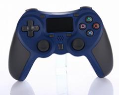新款PS4藍牙無線遊戲手柄配件電腦