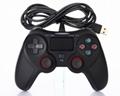 New PS4 Bluetooth Wireless Gamepad Accessories Computer 5