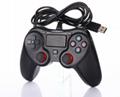 New PS4 Bluetooth Wireless Gamepad Accessories Computer 12
