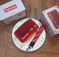 Supply tide brand supreme Bluetooth speaker retro radio Elvis speaker