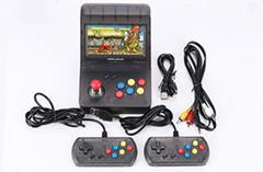 復古迷你街機retro arcade遊戲機gba搖桿街機懷舊遊戲機大屏mini