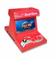 復古迷你街機retro arcade遊戲機gba搖桿街機懷舊遊戲機大屏mini 3