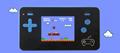 抖音NES迷你移動電源掌機充電寶掌上遊戲機FC8位黃卡魂斗羅紅白機  9