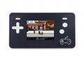 抖音NES迷你移動電源掌機充電寶掌上遊戲機FC8位黃卡魂斗羅紅白機  1