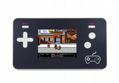 抖音NES迷你移動電源掌機充電寶掌上遊戲機FC8位黃卡魂斗羅
