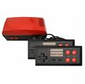 红黑机620款迷你游戏机欧美版