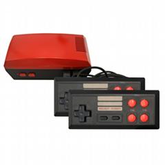 红黑机620款迷你游戏机欧美版红白机经典复古AV普清游戏机