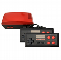 Red and black machine 620 mini game machine Europe version