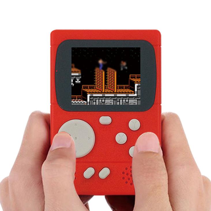 懷舊復古遊戲機mini掌上遊戲機sup掌機內置198經典遊戲機 4