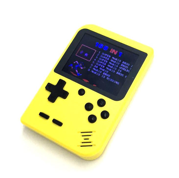 懷舊復古遊戲機mini掌上遊戲機sup掌機內置198經典遊戲機 7
